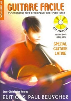 Guitare Facile Volume 5 - Spécial Latine Partition laflutedepan