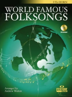 World Famous Folksongs Partition Cor - laflutedepan