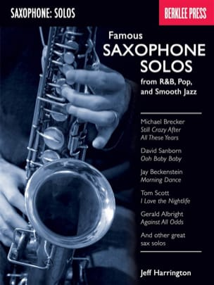 Famous Saxophone Solos - From R&B, Pop And Smooth Jazz laflutedepan