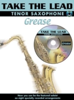 Take The Lead Grease Partition Saxophone - laflutedepan