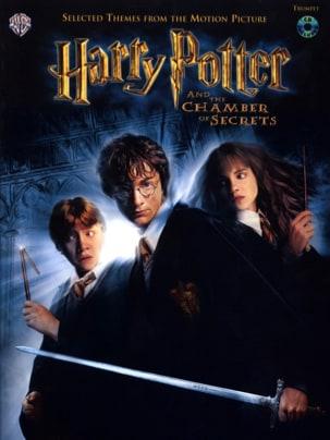 Harry Potter et la Chambre des Secrets John Williams laflutedepan