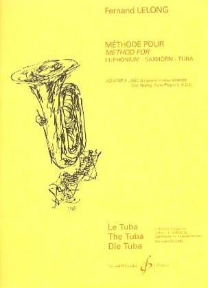 ABC du Jeune Tubiste Volume 2 Fernand Lelong Partition laflutedepan