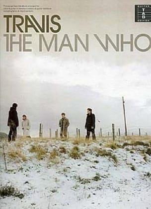 The Man Who - Travis - Partition - Pop / Rock - laflutedepan.com