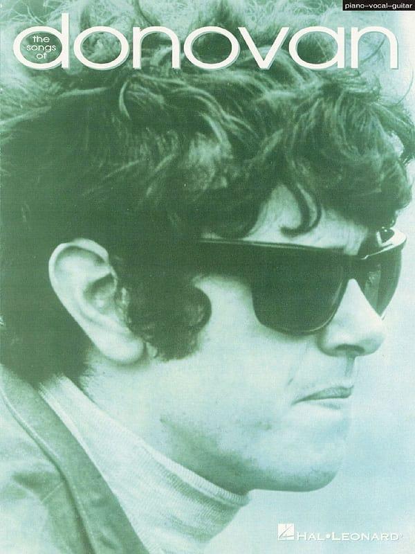 The Songs Of Donovan - (Leitch) Donovan - Partition - laflutedepan.com