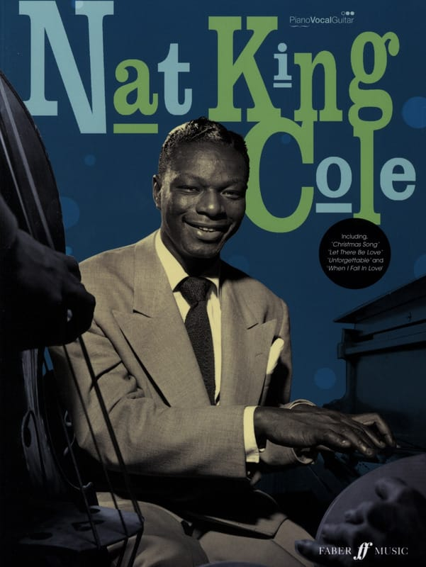 The Piano Songbook - Nat King Cole - Partition - laflutedepan.com