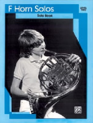 French horn solos - Level 2 - Partition - Cor - laflutedepan.com