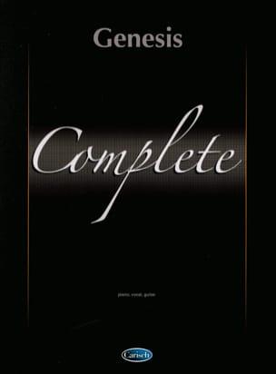 Complete Genesis Partition Pop / Rock - laflutedepan