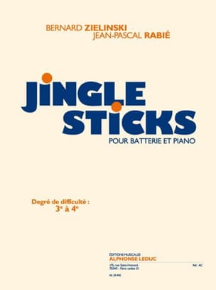 Jingle Sticks - laflutedepan.com