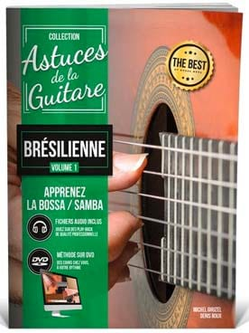Astuces de la Guitare Brésilienne - Volume 1 laflutedepan