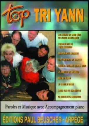 Top Tri Yann - Yann Tri - Partition - laflutedepan.com