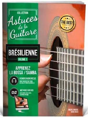 Astuces de la Guitare Brésilienne - Volume 1 - laflutedepan.com