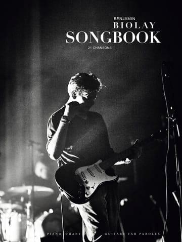 Songbook - 21 Chansons - Benjamin Biolay - laflutedepan.com