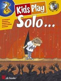 Kids Play Solo Partition Saxophone - laflutedepan