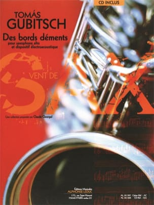 Des Bords Déments Thomas Gubitsch Partition Saxophone - laflutedepan