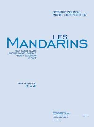 Les Mandarins Zielinski Bernard / Nierenberger Michel laflutedepan
