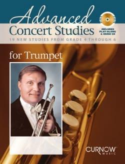 Advanced concert studies for trumpet - Partition - di-arezzo.com