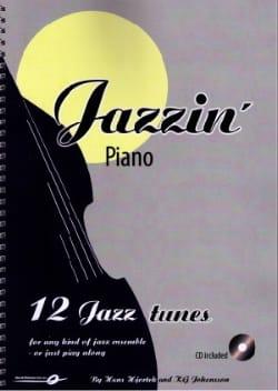 Jazzin' - Piano Hjortek Hans / Johansson Kly Partition laflutedepan