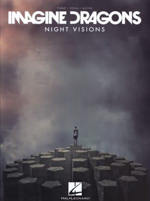 Night visions Dragons Imagine Partition Pop / Rock - laflutedepan