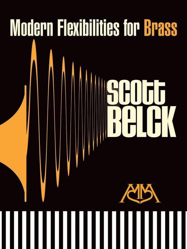 Modern Flexibilities for Brass - Scott Belck - laflutedepan.com