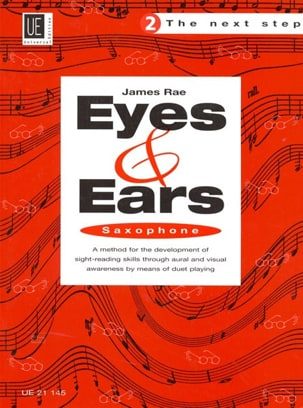 Eyes & Ears Volume 2 - The Next Step James Rae Partition laflutedepan