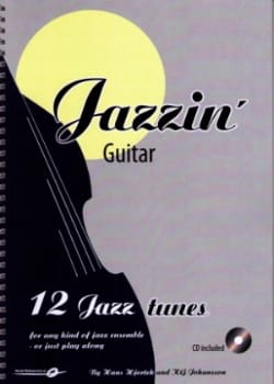 Jazzin' - Guitare Hjortek Hans / Johansson Kly Partition laflutedepan