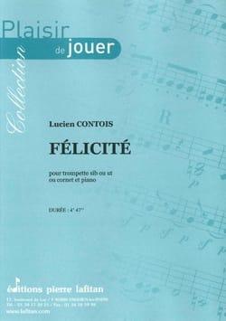 Félicité Lucien Contois Partition Trompette - laflutedepan