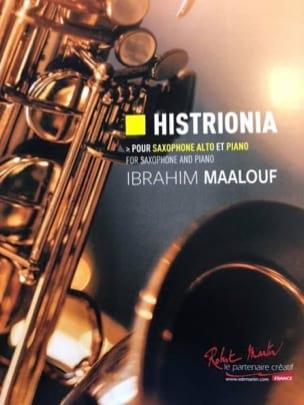 Histrionia - Ibrahim Maalouf - Partition - laflutedepan.com