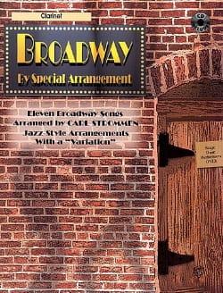 Broadway By Special Arrangement Partition Clarinette - laflutedepan