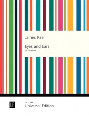 Eyes & Ears Volume 1 - Foundation - James Rae - laflutedepan.com