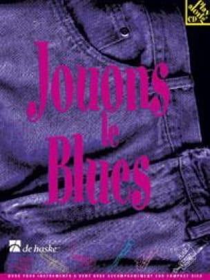Jouons le Blues - Sib - Jaap Kastelein - Partition - laflutedepan.com