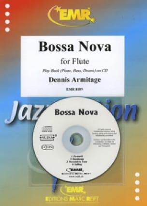Bossa Nova - Dennis Armitage - Partition - laflutedepan.com