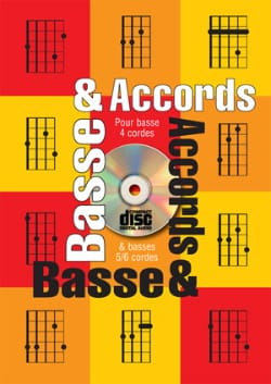 Basse & Accords Bruno Tauzin Partition Guitare - laflutedepan