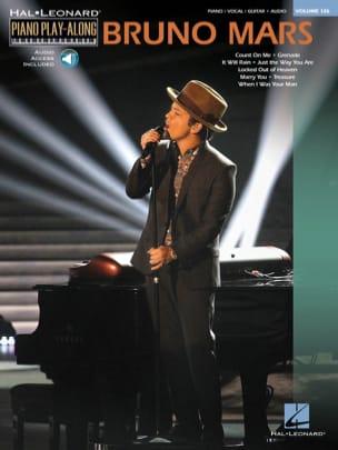 Piano play-along volume 126 - Bruno Mars Bruno Mars laflutedepan