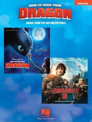 Dragons 1 et Dragons 2 - Musique des Films John Powell laflutedepan