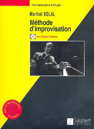 Martial Solal - Improvisation Method - Partition - di-arezzo.co.uk