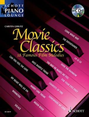 Movie classics Partition Musique de film - laflutedepan
