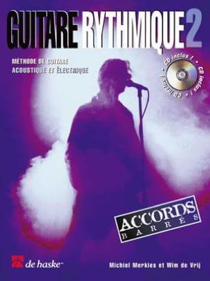 Guitare Rythmique 2 - Accords Barrés laflutedepan