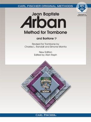 Methode pour Trombone Jean-Baptiste Arban Partition laflutedepan