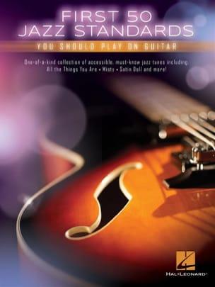First 50 Jazz Standards You Should Play on Guitar laflutedepan