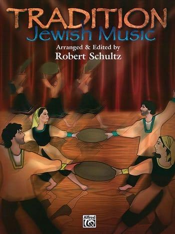 Tradition Jewish Music - Easy piano - laflutedepan.com