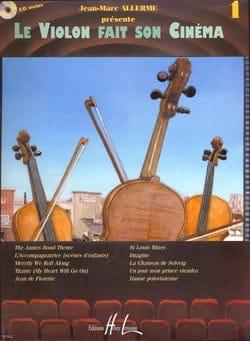Le violon fait son cinéma volume 1 Partition Violon - laflutedepan