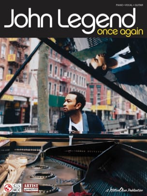 Once Again John Legend Partition Pop / Rock - laflutedepan