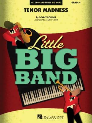 Tenor madness - Little big band series Sonny Rollins laflutedepan