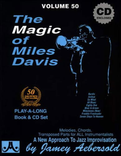 Volume 50 - Magic Of Miles Davis - laflutedepan.com