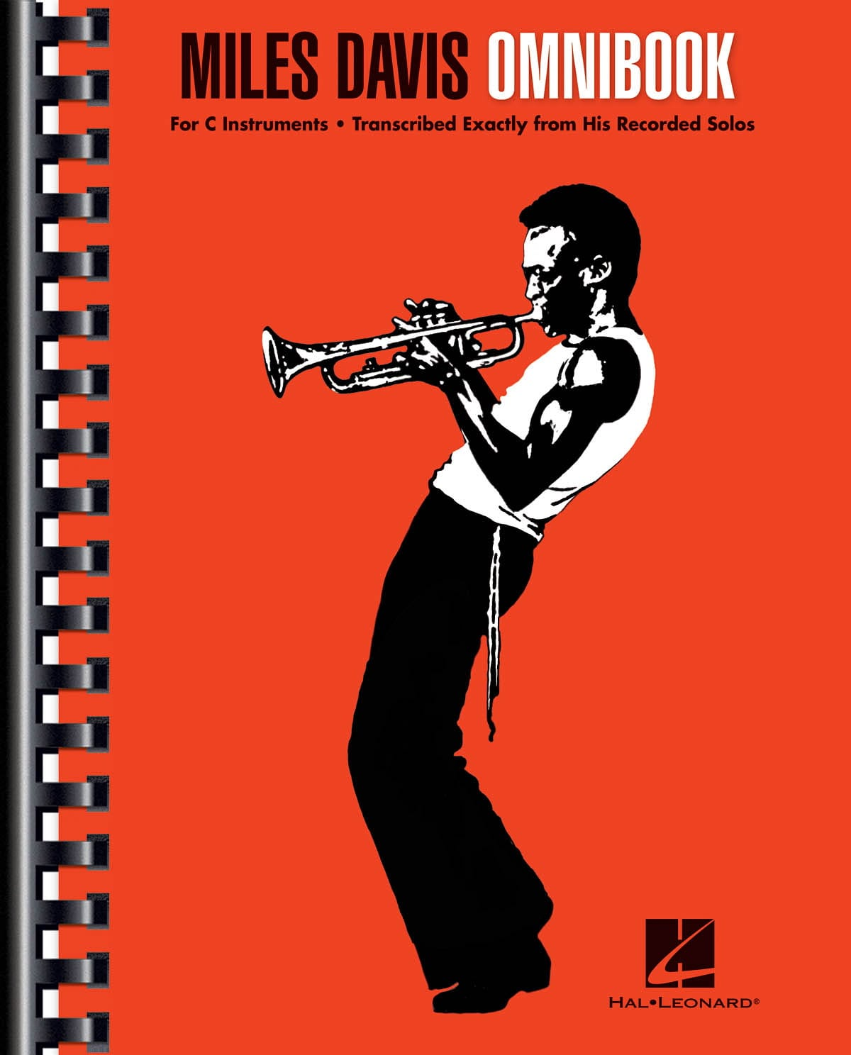 Miles Davis Omnibook - C - Miles Davis - Partition - laflutedepan.com