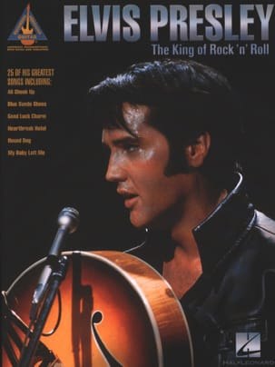 The King Of Rock 'n ' Roll Elvis Presley Partition laflutedepan