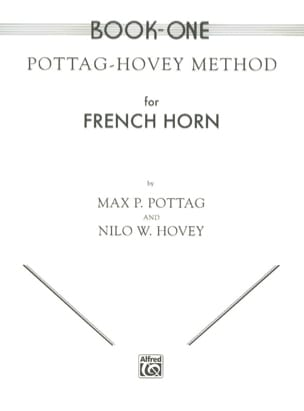 Method For French Horn Volume 1 Pottag M.P. / Hovey N. W. laflutedepan
