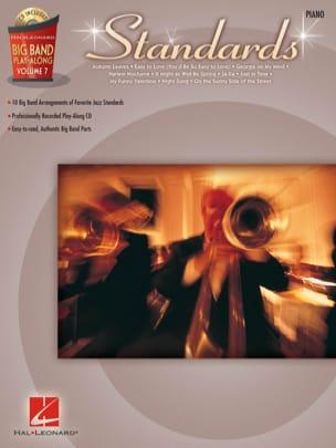 Big Band Play-Along Volume 7 - Standards - laflutedepan.com