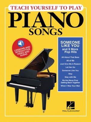 """Teach Yourself To Play Piano Songs - """"Someone like You"""" & 9 More Pop Hits laflutedepan"""