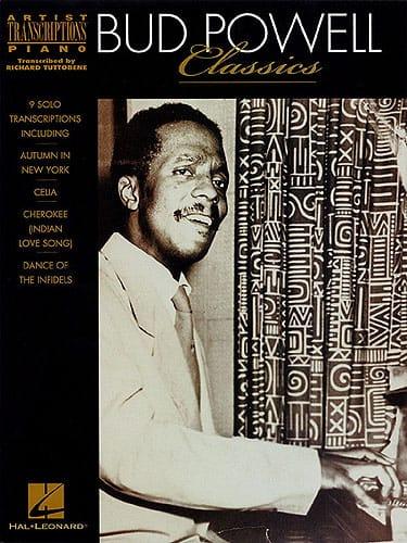 Classics - Bud Powell - Partition - Jazz - laflutedepan.com